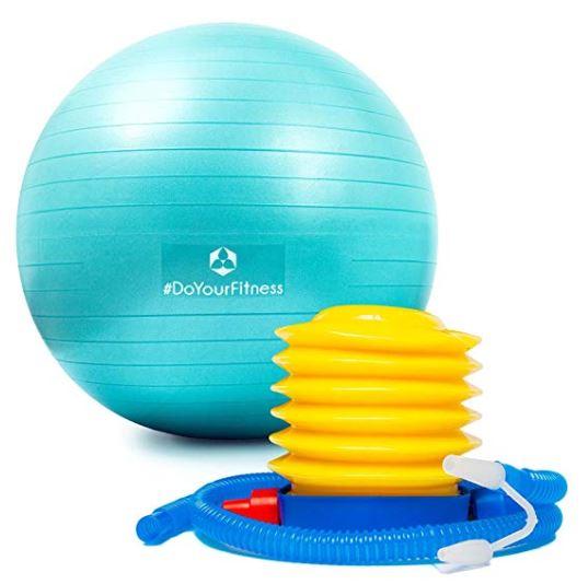 La pelota de fitness pilates yoga guía de compra de uso jpg 537x534 Ball  balones pelota 911135f6e40b
