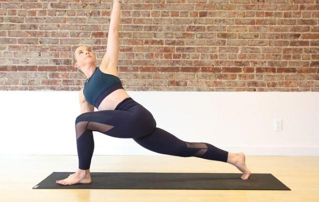 esterilla de yoga