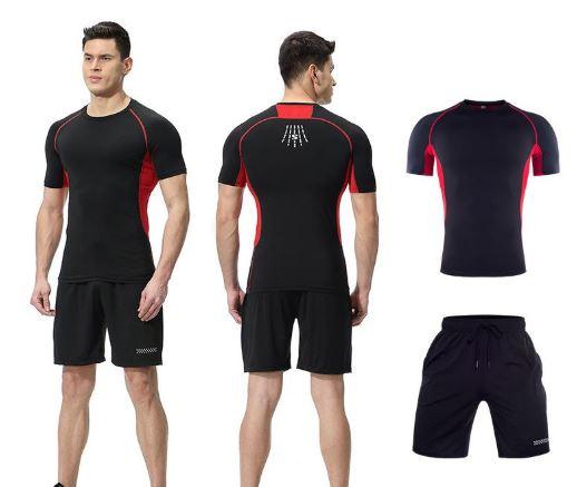 ropa para hombre de ejercicio