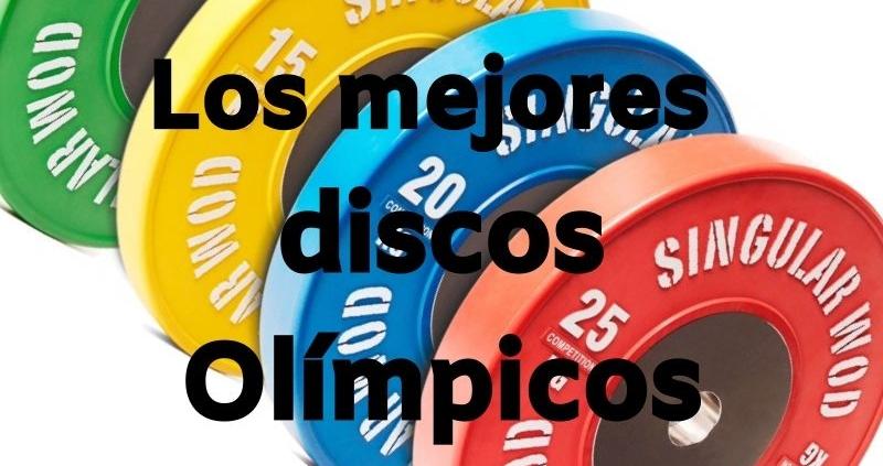 Los mejores discos olímpicos