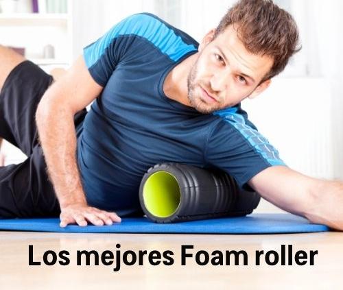 Los mejores roller foam